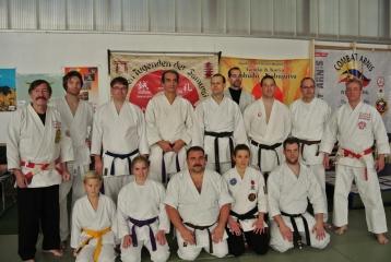 Im Karate-Do bei Hans-D.Rauscher und Olaf Lotze-Leoni