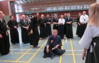 Ohtani Sensei lehrt Oku-Iaido-Techniken