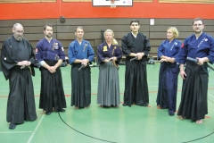 Neues im Iaido aus Japan, mit Christine Rauscher