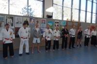 Unter der Leitung von Hanshi H.D.Rauscher wurde an zwei Tagen in vielen verschiedenen Budogruppen unterschiedliche Kampfkunstdisziplinen von vielen Hauptreferenten gelehrt