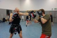Kickboxen mit Bernd Hempel