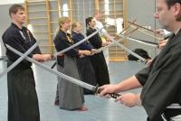 Das Iaido Training