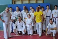 Capoeira unterrichtet von Ralf Kramer und Rui da Sylva