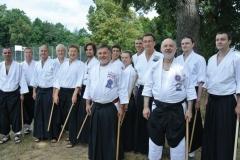 Aikido unterrichtet von Ralf Oschmann 6.Dan