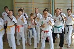 Kanzen-Ryu/Karate-Do Tonfa Jutsu unterrichtet von Feridon Bakhshandeh