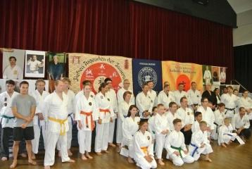 Bundeszentrallehrgang Karate Dojo Wehrden e.V.