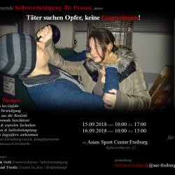 Selbstverteidigung für Frauen in Freiburg